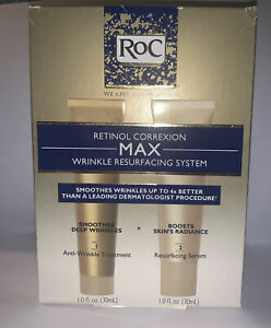 ROC Retinol Correxion Max Wrinkle Resurfacing System Anti-Wrinkle