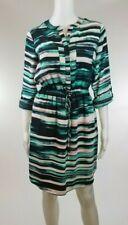 6423a248 APT 9 Sheath Dress Multi-Color Pockets Long Sleeve Women's Size 4 Party  Event