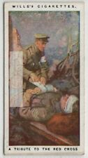 Ww One Tribute To Red Cross Doctors And Nurse Workers c100 Y/O Trade Card