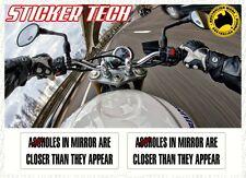 A@5HOLES IN REAR VIEW MIRROR SUIST ROAD BIKE DUCATI MOTORBIKE MOTOCROSS FMX