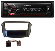 Pioneer MP3 Bluetooth AUX USB Autoradio für Smart ForTwo (451, ab 2010)