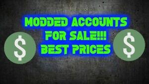 GTA 5 MONEY $1000000000 Billion RANK 500 ONLINE PC epic/steam legit gta online