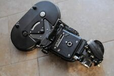 Bolex H 16 EBM Camera With A Grip And Magazine