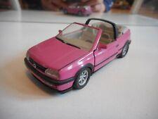 Schabak VW Volkswagen Golf 3 Cabriolet in Pink on 1:43