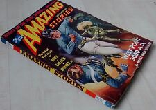 Amazing Stories vintage pulp fiction comic Nov 1940 vol 14 no 11