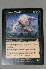 LP Undead Warchief Scourge MTG (3 available)