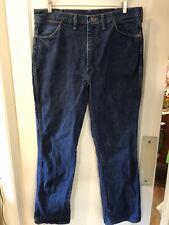 Wrangler Men's Vintage  945WHD 38 x 34  Boot Jeans USA  Meas 37 x 33