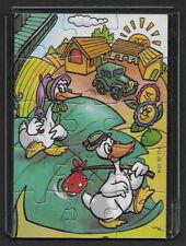 Jouet kinder Puzzle 2D K01 114 France 2000 + étui de protection
