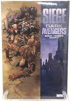 Siege Dark Avengers Brian Michael Bendis Marvel Comics HC Hardcover New Sealed