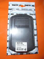 Thetford Schieberabdeckplatte für Cassetten Toilette C 400 C 500 dunkel-grau