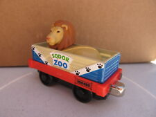 Thomas the Tank Engine Sodor Zoo car with Lion
