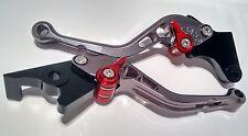 Honda VFR 750 FN/FP 92-93 Adjustable Levers Red Adjusters (Shorty)