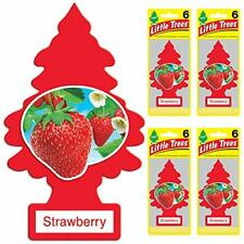 LITTLE TREES auto air freshener, Strawberry