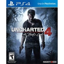 Uncharted 4: A Thief's End PS4 [Factory Refurbished]