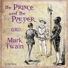 The Prince and the Pauper by Mark Twain Unabridged Audiobook on 1 MP3 CD