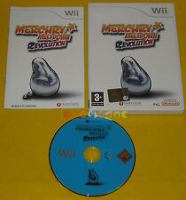 MERCURY MELTDOWN REVOLUTION Nintendo Wii Versione Italiana ••••• COMPLETO