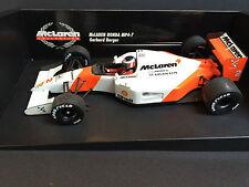 Minichamps - Gerhard Berger - McLaren - MP4/7 - 1992 - 1:18 - Very Rare!