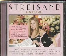 BARBRA STREISAND  - ENCORE - MOVIE PARTNERS SING BROADWAY - CD