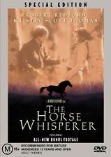 The Horse Whisperer DVD Movie BRAND NEW Robert Redford R4