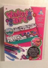 The Orb Factory Wallet Art Toy Make it your own USA SELLER