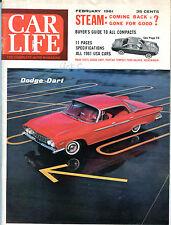 Car Life Magazine June 1963 Ford Scatback Studebaker EX NO ML 121215jhe
