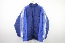 Mens adidas Blue Jacket Size See Description No.T833 05/3