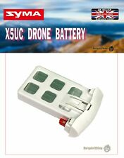 SYMA X5UC RC Drone spare replacement battery -  UK seller