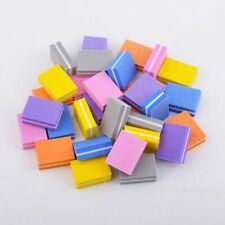 Sponge Blocks 100pcs Nail Sanding UV Gel Polish Cuticle Remover Manicure Tools