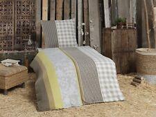 Bettwäsche Flausch Fleece Micro 2-teilig - 155x220 80x80 Garnitur Bettwaren NEU