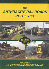 The Anthracite Railroads of the 70's Vol 1 Reading Railroad John Pechulis DVD