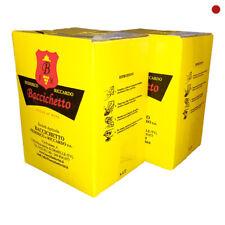Confezione 2 bag in box Raboso Igt 5 litri – Baccichetto