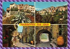 Postcard - TOURETTES ON WOLF
