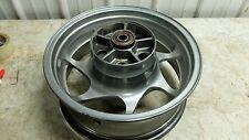 06 Kawasaki VN2000 F VN 2000 Vulcan rear back wheel rim straight