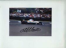 Roberto Moreno Coloni C3 British Grand Prix 1989 Signed Photograph 1