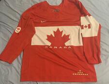 Authentic Team Canada Hockey Jersey XL 2014