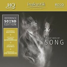 Reference Sound Edit - Great Men Of Song (HQCD) [New CD]