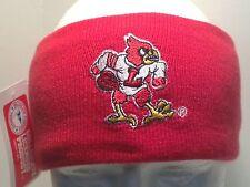 University of Louisville Cardinals Hat Embroidered Knit Headband