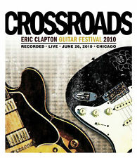CROSSROADS GUITAR FESTIVAL 2010 New DVD Eric Clapton