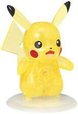 Beverly Pokemon XY Crystal 3D Jigsaw Puzzle - Pikachu (29 Piece) Japan impoirt
