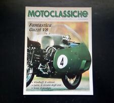 Rivista Motoclassiche Anno II n.1 Febbraio 1990 Italiano Ottime Condizioni