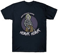 BEETLEJUICE T SHIRT HONK FUNNY SLOGAN CULT FILM MOVIE 1980'S CLASSIC