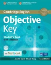 Objective: Objective Key Student's Book with Answers with CD-ROM with...