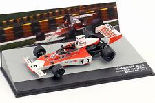 E. Fittipaldi McLaren M23 #5 World Champion Spanien GP Formel 1 1974 1:43 Altaya