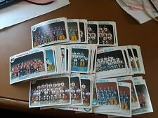 1978  Topps HOCKEY Team CHECKLIST, SEE LIST, 3 FOR $1 ,  64 to choose from