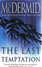 The Last Temptation by McDermid Val - Book - Paperback - Crime/Mystery - Fiction