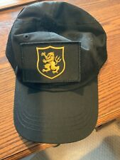 Us Navy Seal Team Devgru Tacdevron Gold Squadron Velcro Hat