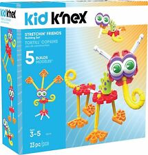 Kid K'NEX Stretchin' Friends Building Set for Ages 3 and Up