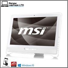 "MSI WindTop AE2210 21.5"" AIO PC, PDC 2.8Ghz, 3GB, 120GB SSD, Touchscreen, Win 10"