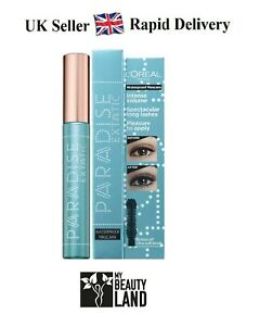 L'Oreal Castor Oil-Enriched Paradise Extatic Waterproof Mascara, Boxed 6.4ml