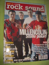 ROCK SOUND N 22 - NIRVANA MUSE BOSS HOG CRAZY TOWN